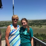 Halsey State Park: Connie & Jady