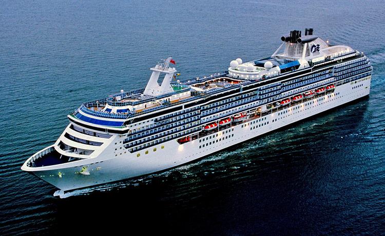 Princess Christmas Cruises